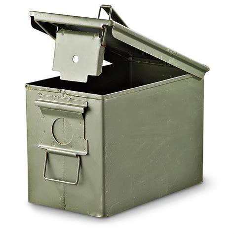Ammunition Ammunition Container Boxes.