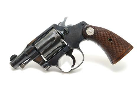 Ammunition Ammunition For A Colt 38 Detective Special Pistol.
