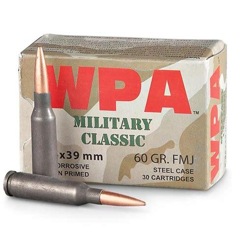 Ammunition Ammunition For Ak-74.