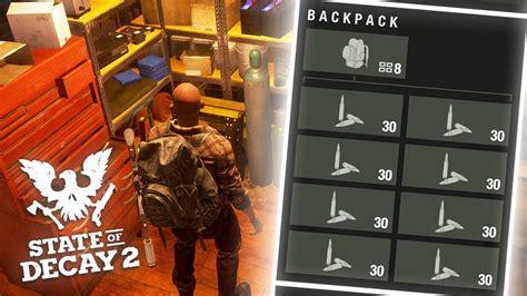 Ammunition Ammunition Shop State Of Decay.