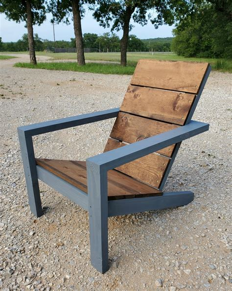 Ana White Adirondack Chair