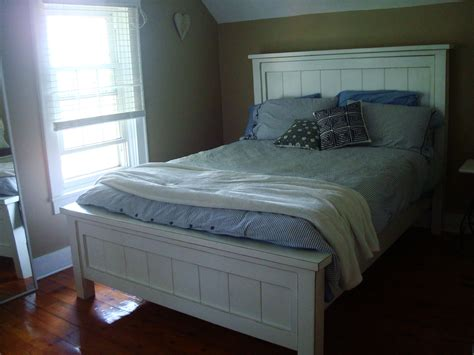 Ana White Queen Bed