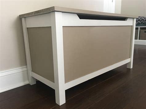 Ana White Toy Box