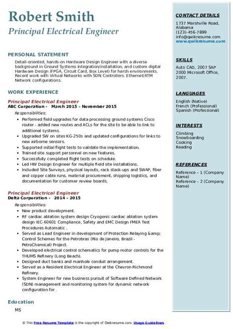 analog design engineer resume sample engineering resume examples best sample resume - Analog Design Engineer Sample Resume