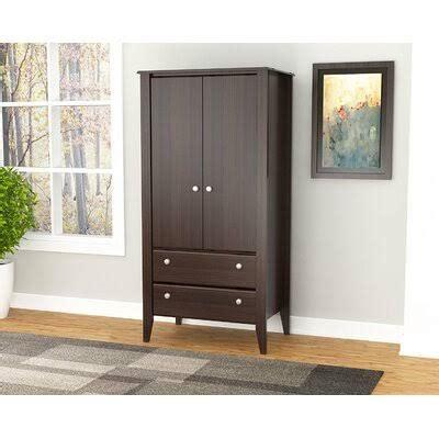 Anatoli Engineered Wood Armoire