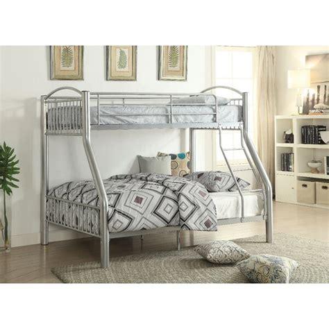 Andelain Metal Twin over Full Bunk Bed byHarriet Bee