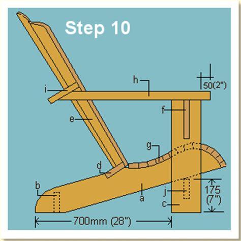 Andorak Chair Plans