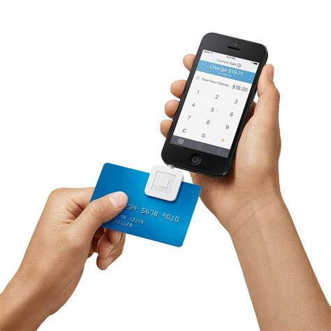 Android Credit Card Reader Square Credit Card Reader For Iphone Ipad And Android