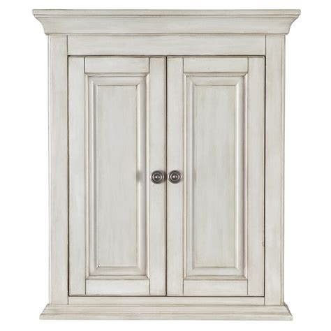 Angeville 24 W x 28 H Wall Cabinet
