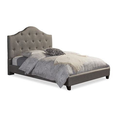 Anica Upholstered Platform Bed byWholesale Interiors