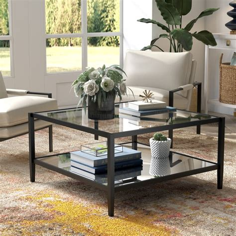 Anissa Coffee Table with Storage