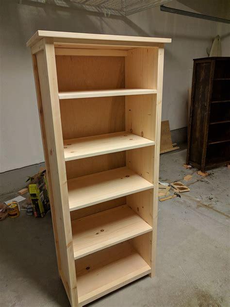 Anna White Bookcase