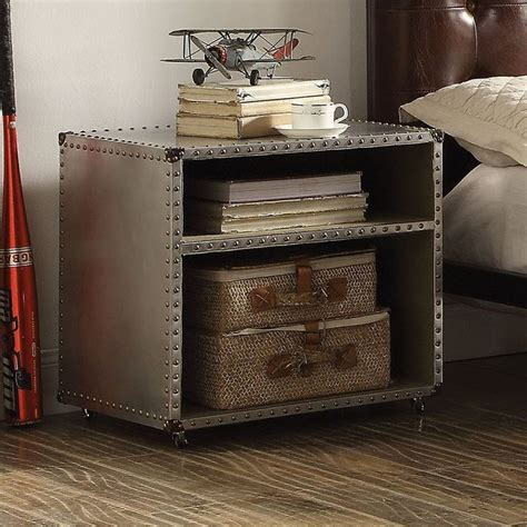 Annessia USB and Power Dock Nightstand