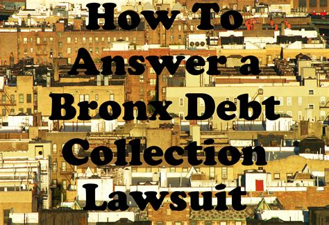 Consumer Lawyer New Orleans Answering A Consumer Debt Case Ny Courthelp