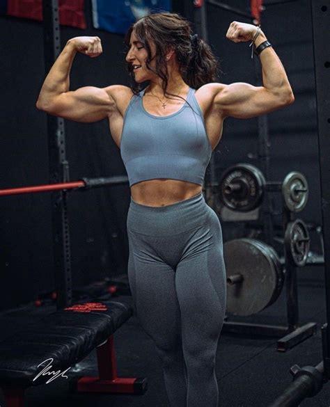 anterior hip musculature bodybuilding women's posing