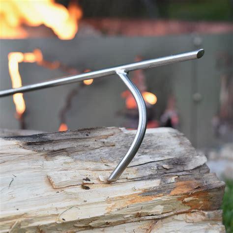 Anthonyville Steel Fire Pit Poker