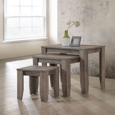 Antionette 3 Piece Nesting Tables