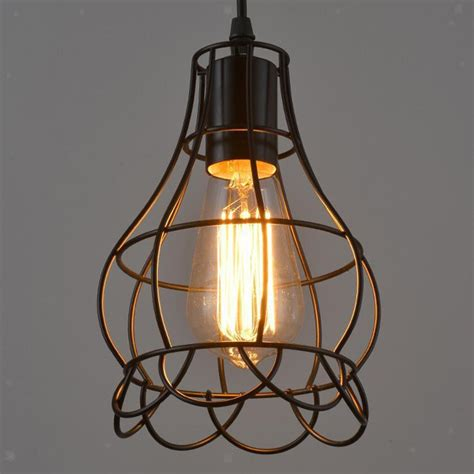 Antique Wire Light Cages  Ebay.