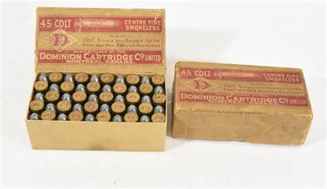 Ammunition Antique Colt 45 Ammunition