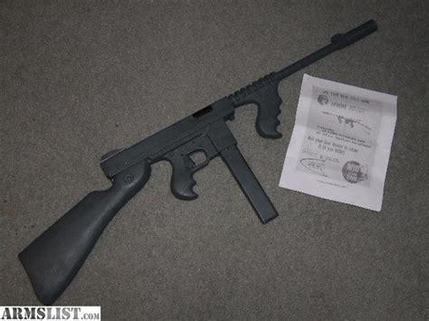 Tommy-Gun Apache Arms 45 Tommy Gun.