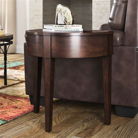 Apfel Chairside Table