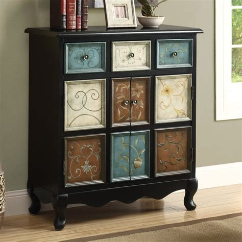 Apothecary Bombay Accent Chest