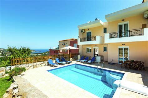 Appartement Griekenland Met Prive Zwembad