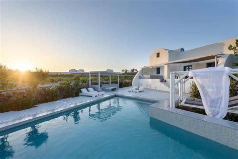 Appartement Met Zwembad Santorini