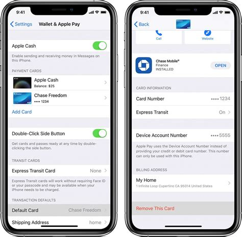Apple Credit Card Details Change How To Remove Or Change Your Credit Card On Iphone 2018