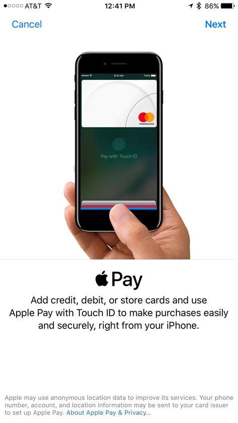 Credit Card To Apple Id Apple Pay Faq Macworld