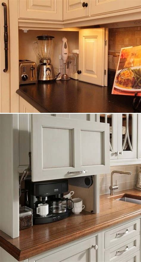 Appliance Garage Diy