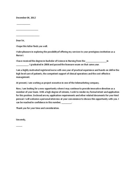 Literary Criticism - Writing Commons application letter for nursing ...