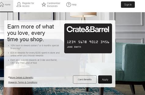 Get Free Credit Card Knife Apply For Credit Card Crate And Barrel