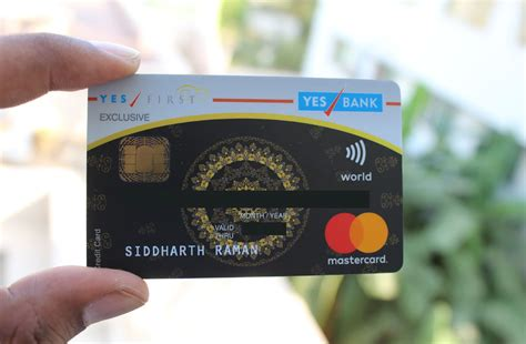 Credit Card Apply In Yes Bank Apply For Yes First Preferred Credit Card Yes Bank