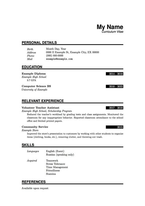 applying first job resume samples resume for a first job free resume builder livecareer - Resume Builder For First Job