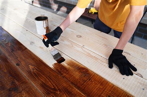 Applying Tung Oil Finish