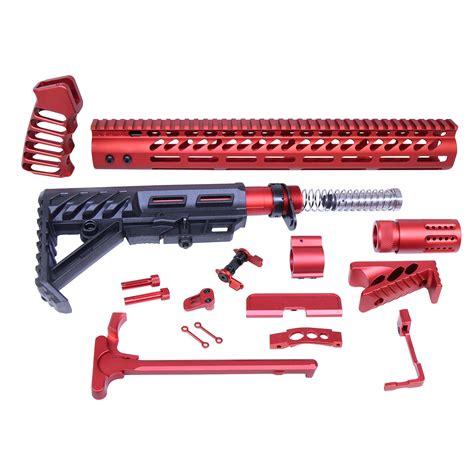 Gun-Builder Ar-15 Gun Builders Kit Includes.