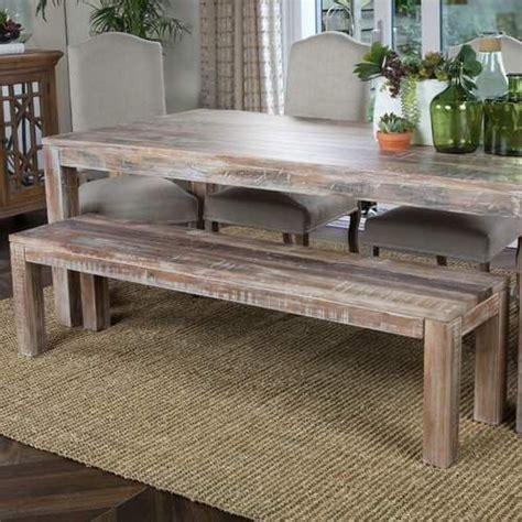 Arakaki Wood Bench