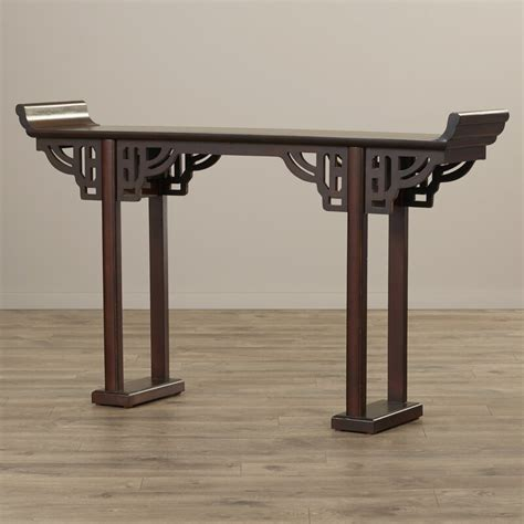 Arbaaz Kale Solid Wood Console Table