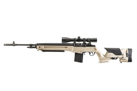 Gunkeyword Archangel Adjustable Precision Rifle Stock Springfield Armory M1a M14.