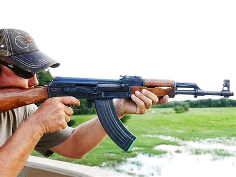 Gun-Shop Are All Ak 47 Fully Automatic.