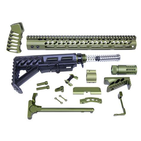 Gunkeyword Are All Ar 15 Parts Universal.