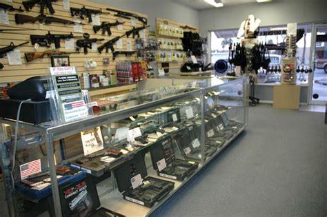 Gun-Store-Question Are Gun Stores Required To Keep Gun Sales.