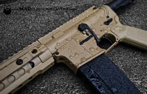 Magpul-Question Are Magpul Fde Color Cerakote.