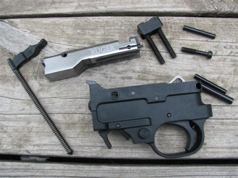 Ruger-Question Are Ruger 10 22 Parts Interchangeable.