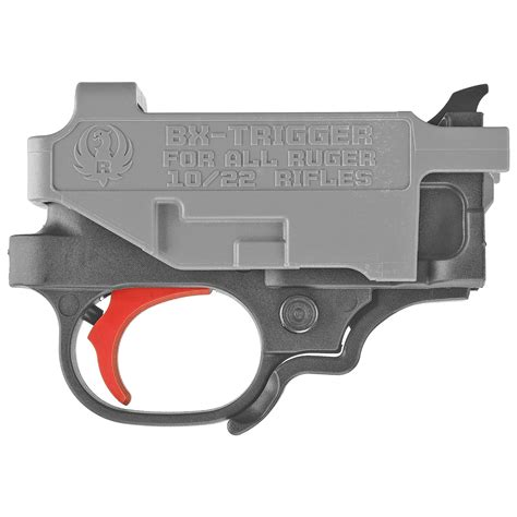 Ruger-Question Are Ruger Bx Trigger Parts Interchangeable.