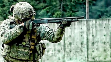 Shotgun-Question Are Shotguns Still Used In The Military.