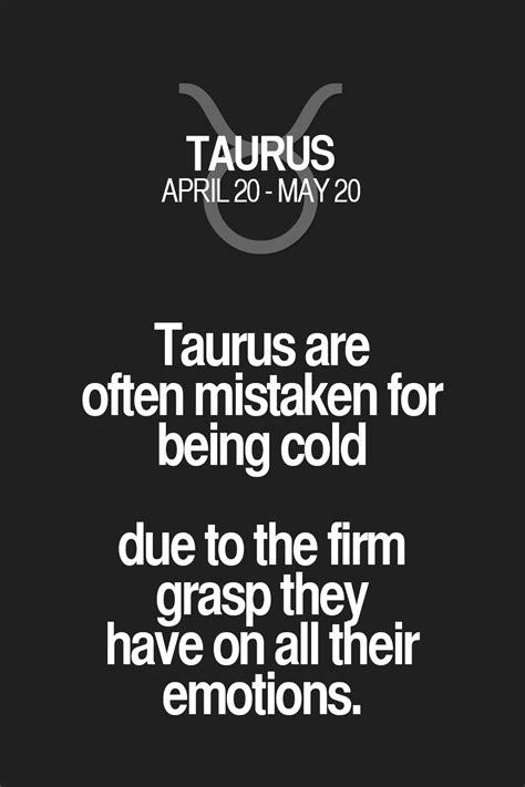 Taurus-Question Are Taurus Emotional.