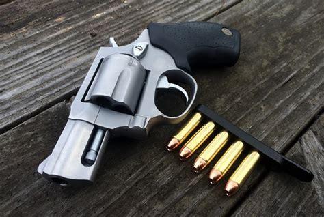 Taurus-Question Are Taurus Revolvers Accurate.