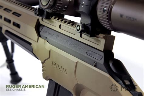 Ruger-Question Are There Any Chassis System Compatible With Ruger American Rifle.